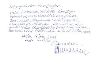 Empfehlung -Eisermann